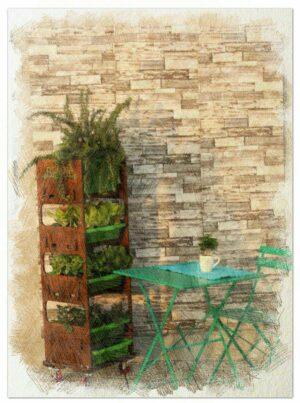 Bbiopic orto verticale outdoord