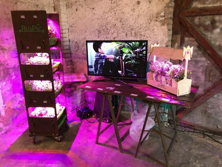 BioPic™ a FloraCult l'evento ideato e organizzato da Ilaria Venturini Fendi e Antonella Fornai