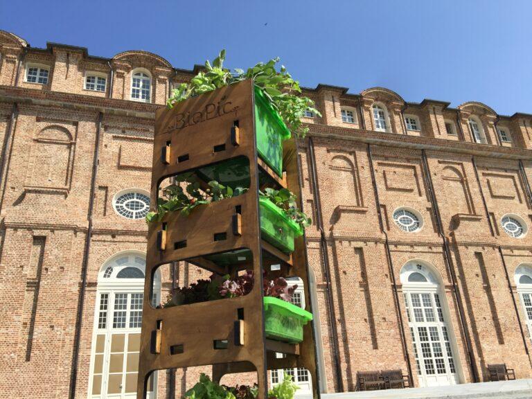 BioPic™ a corte nella splendida Reggia dei Savoia in Piemonte a Venaria Reale